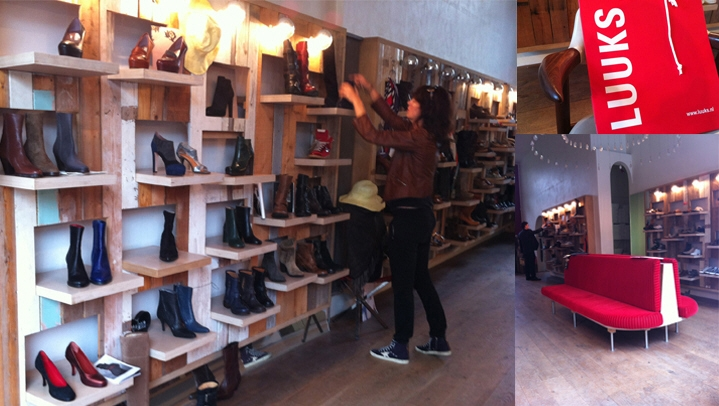 Luuks Shoes Amsterdam